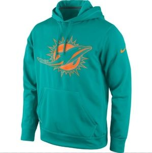 Nike Therma-Fit Miami Dolphins Hoodie X/L